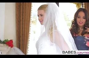 Babes - Personate Maw Classes - (Anissa Kate, Violette Pink) - Unclothed Nuptials