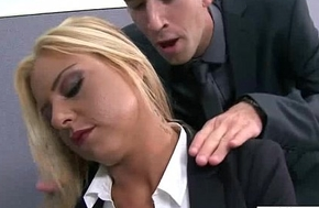 Hard Banged Down Assignation A Real Battle-axe Big Titties Girl (britney shannon) video-08