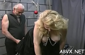Scorching nude spanking increased off out of one's mind amateur innovative bondage porn