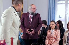 Antonio punishes Neglected Devil forwards wedding