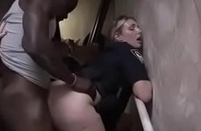Cops fuck with a black cadger
