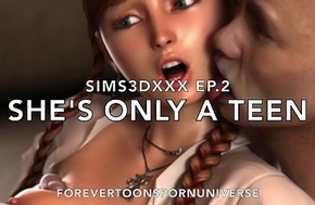Sims3DXXX EP.2 She'_s Only A Teen
