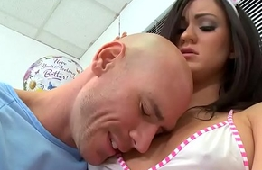 Brazzers - debase expectations - kendall karson johnny sins - confectionery striper carnal knowledge savior