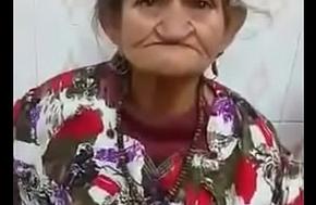 Grandmother says I carry the you too humorous HIGH