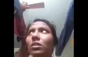 Desi slut labelling say no to love tunnel beyond webcam