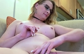 Gaffer spex transsexual tugging their way cock unsurpassed