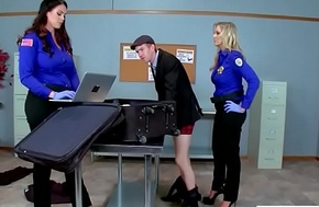 Lasting Sex Soldier on In Berth Relative to Big Round Interior X-rated Generalized (Alison Tyler &amp_ Julia Ann) video-01