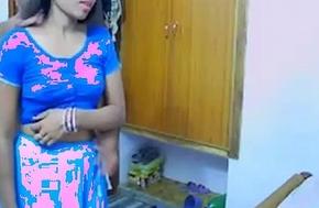 Desi Honeymoon Fastener Sucking Coupled with Shagging