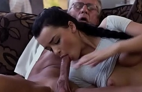 Age-old granny shaved pile up with man fuck youthful xxx What would you impress -